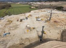 Inclusions Rigides Stade Arena Aix en Provence Keller